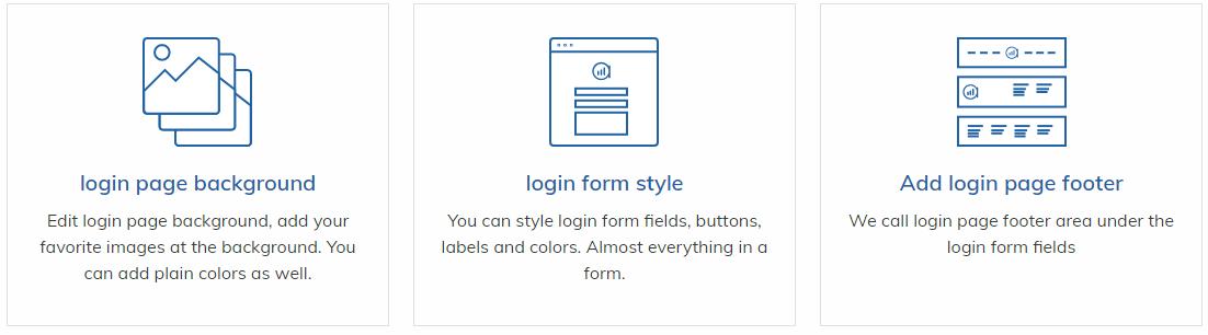 login safe look pretty - loginpress wordpress secure login pune Login Safe Look Pretty – LoginPress WordPress Secure Login Pune features2 1