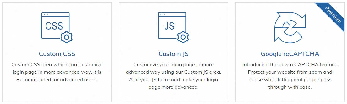 login safe look pretty - loginpress wordpress secure login pune Login Safe Look Pretty – LoginPress WordPress Secure Login Pune features3 1