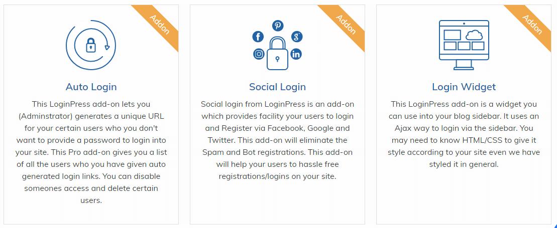 login safe look pretty - loginpress wordpress secure login pune Login Safe Look Pretty – LoginPress WordPress Secure Login Pune features4 1